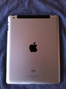 iPad2 背面