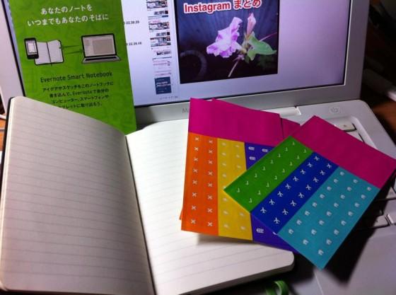 Evernote ルールド スマートノートブック(横罫) by Moleskine / ポケット