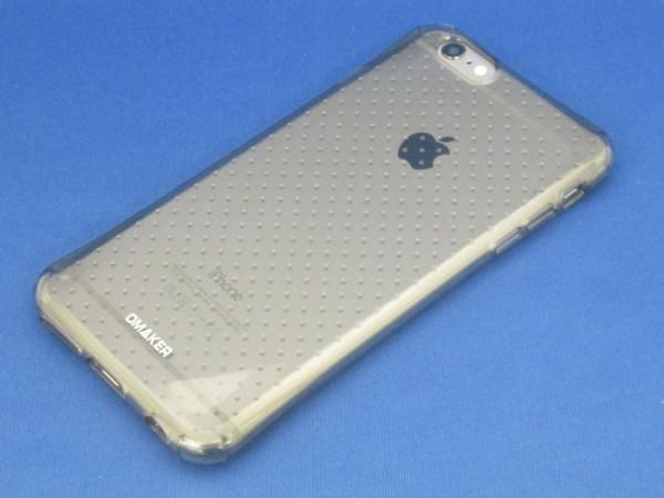 iPhone6plus用 OMAKER クリアソフト保護ケース