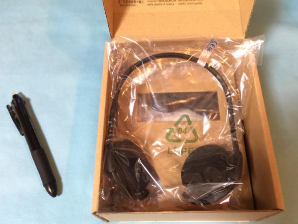 Amazonベーシック Bluetoothステレオヘッドホン マイク付