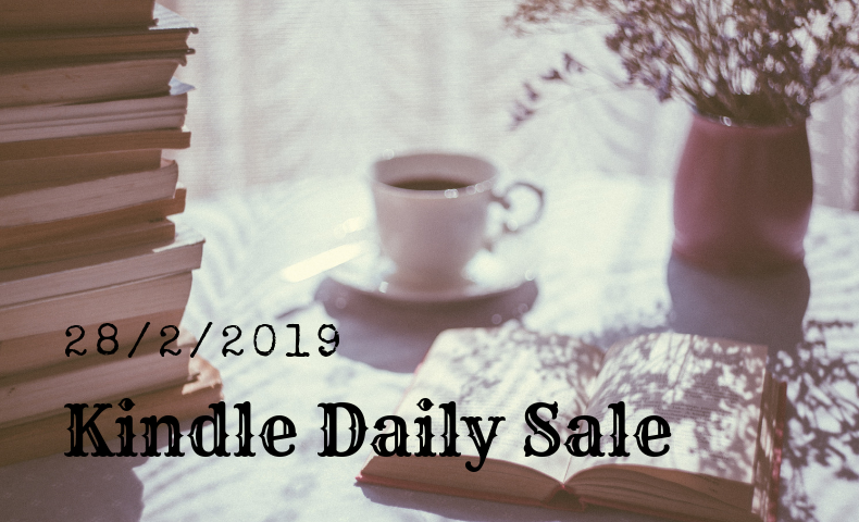 Kindle Daily Sale