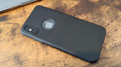 iPhone 背面