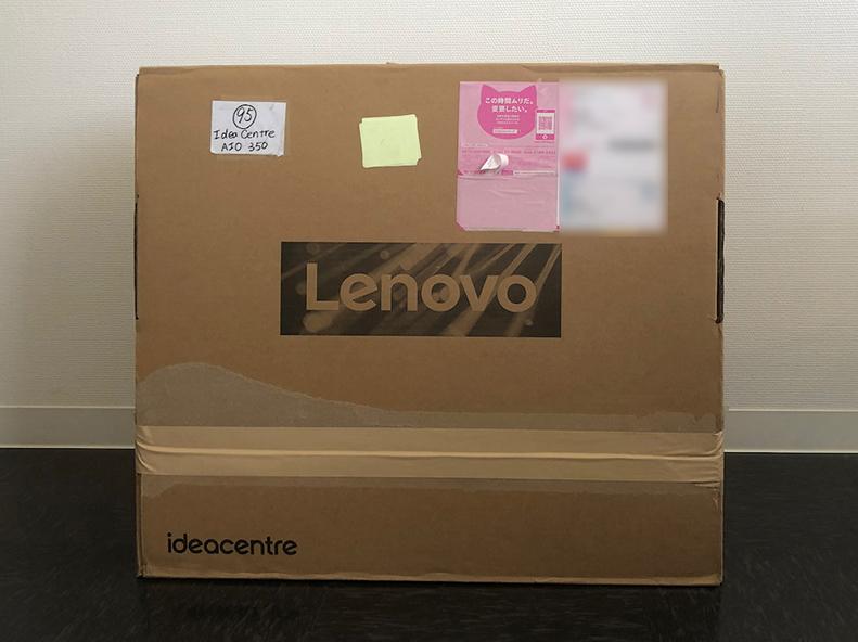 Lenovo IdeaCentre AIO 350