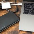 [Mac] Windowsで利用していた古い外付けハードディスクを接続したが、 中のファイルが削除できない