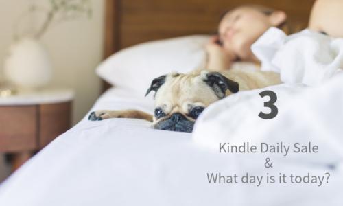 Kindle Daily Sale 3