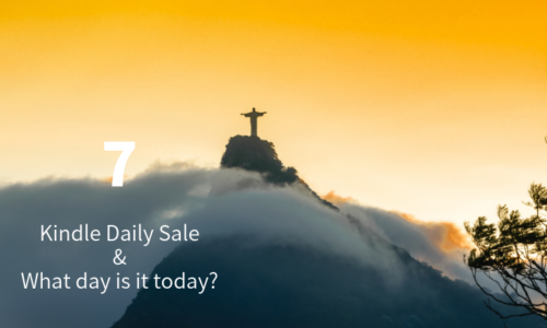 Kindle Daily Sale 7