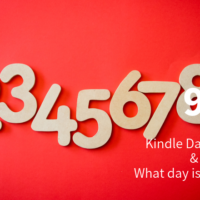 Kindle Daily Sale 9