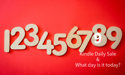 Kindle Daily Sale 9