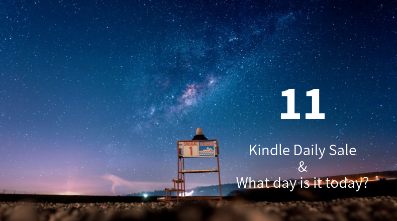 Kindle Daily Sale 11