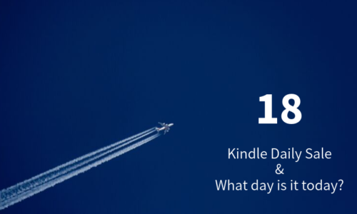Kindle Daily Sale 18