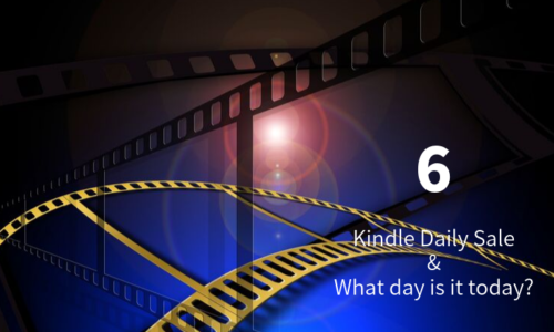 Kindle Daily Sale 06