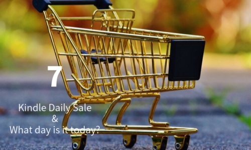 Kindle Daily Sale 07