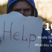 Kindle Daily Sale 10