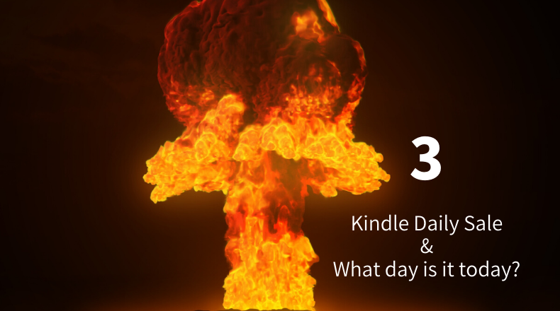 Kindle Daily Sale 03