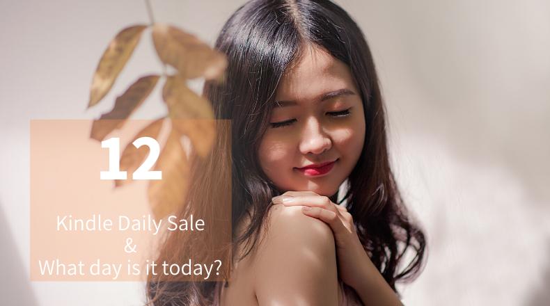 Kindle Daily Sale 12