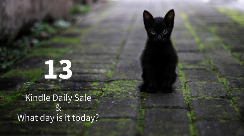 Kindle Daily Sale 13