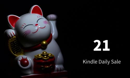 Kindle Daily Sale 21