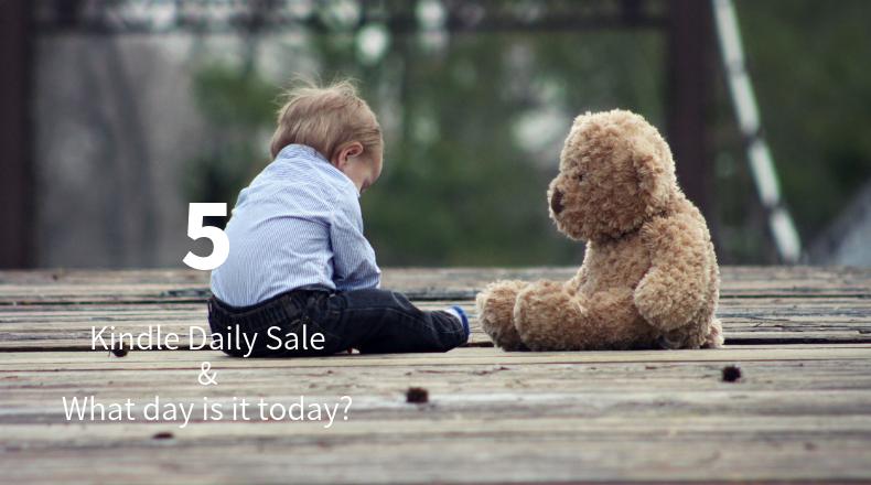Kidle Daily Sale 05