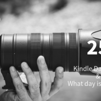 Kindle Daily Sale 25