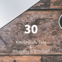 Kindle Daily Sale 30