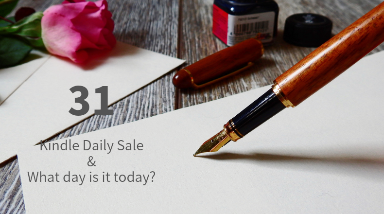 Kindle Daily Sale 31