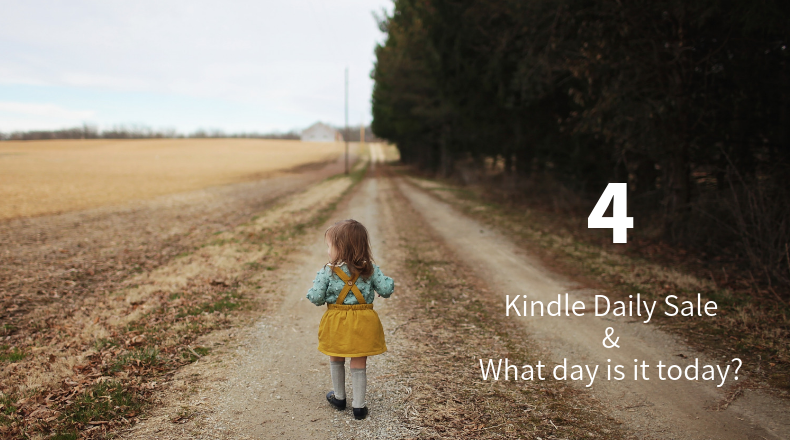 Kindle Daily Sale 4