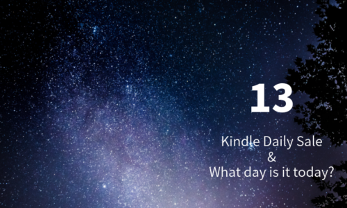 Kindle Daily Sale 13