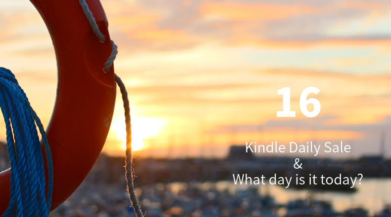 Kindle Daily Sale 15