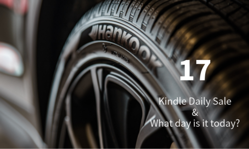 Kindle Daily Sale 17