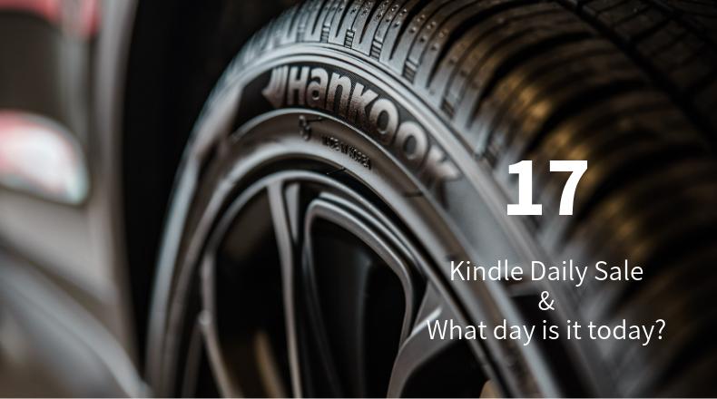 Kindle Daily Sale 17