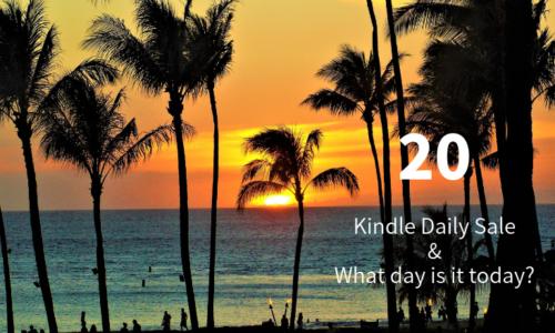 Kindle Daily Sale 20