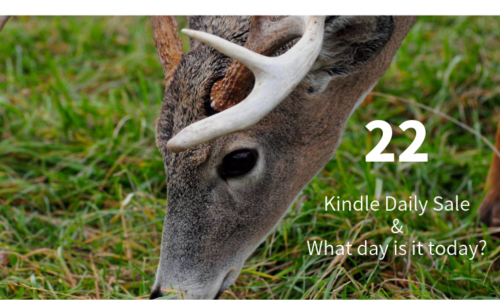 Kindle Daily Sale 22