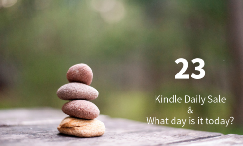 Kindle Daily Sale 23