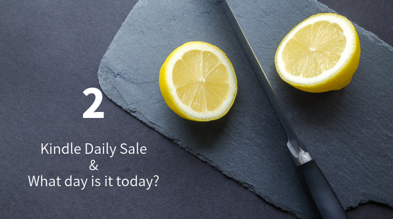 Kindle Daily Sale 2