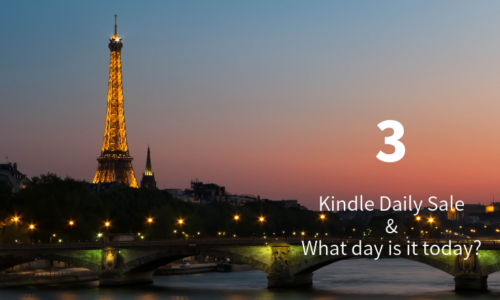 Kindle Daily Sale 3