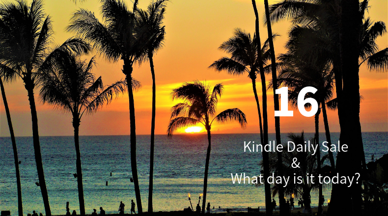 Kindle Daily Sale 16
