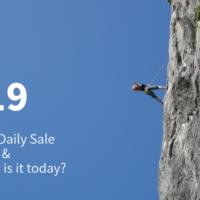 Kindle Daily Sale 19