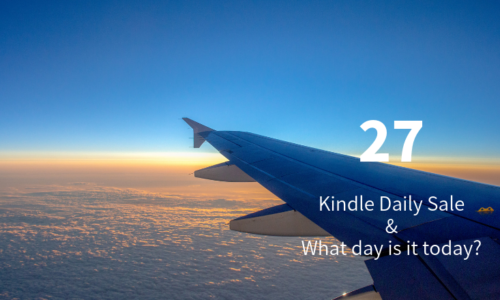 Kindle Daily Sale 27