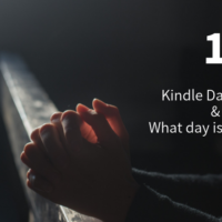 Kindle Daily Sale 1