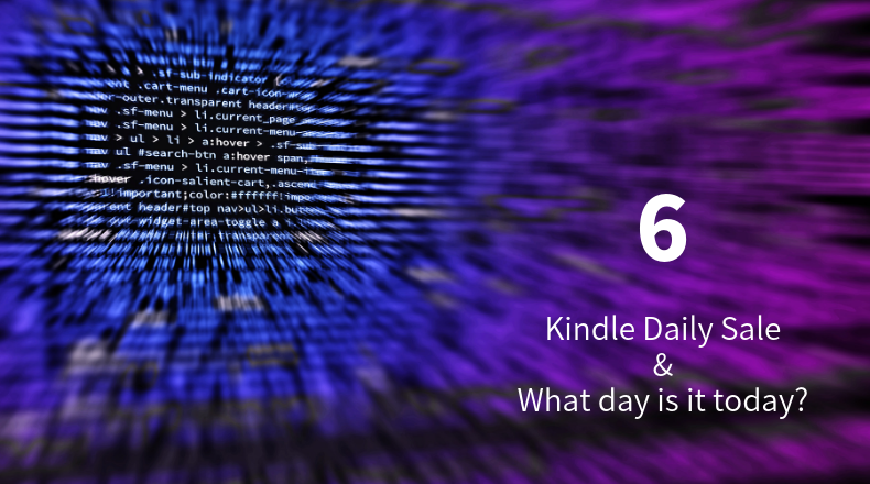 Kindle Daily Sale 6