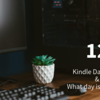 Kindle Daily Sale 12