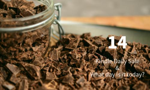 Kindle Daily Sale 14
