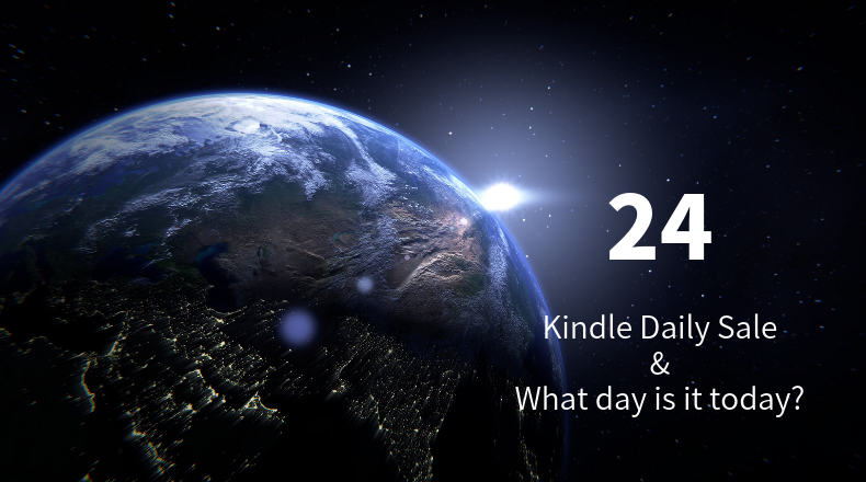 Kindle Daily Sale 24