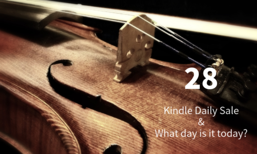 Kindle Daily Sale 28