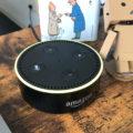 [Amazon Echo]アマゾンエコーでライトリングが黄色い点滅になった時の原因と対処方法