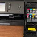プリンター ブラザー DCP-J973N 導入記。お手頃価格でセッティングも取り扱いもかんたんです。